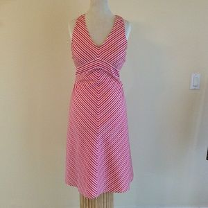 Stripped Ann Taylor size 12 Dress